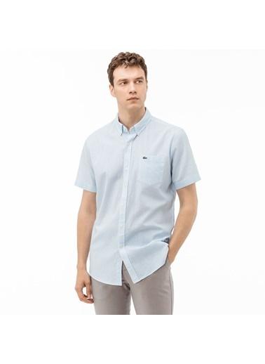 Lacoste Erkek  Gömlek CH0956K.56M Mavi